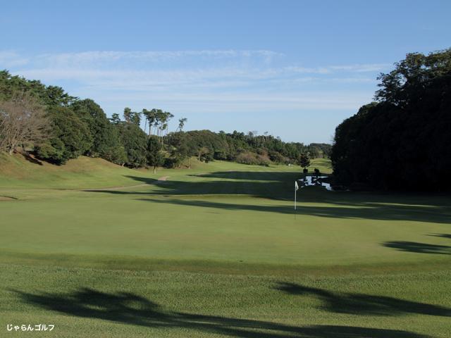 霞台カントリーゴルフクラブの写真3-5
