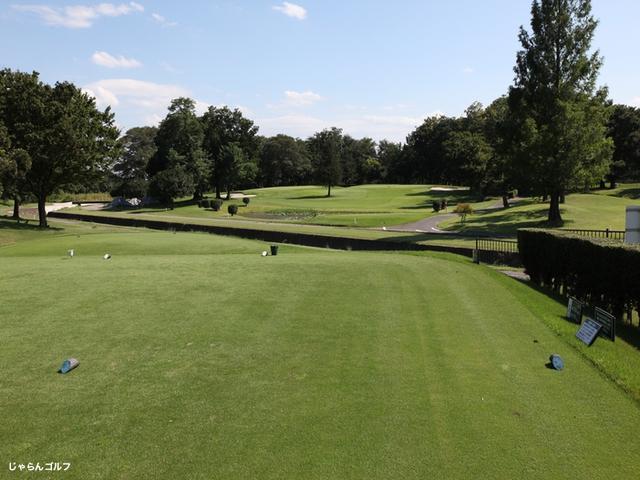 新玉村ゴルフ場の写真1