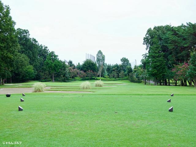 昭和の森ゴルフコースの写真1
