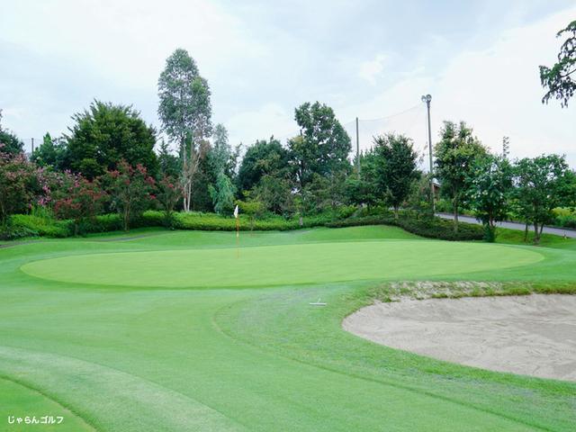 昭和の森ゴルフコースの写真2
