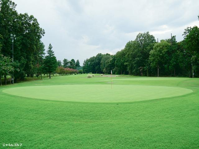 昭和の森ゴルフコースの写真3