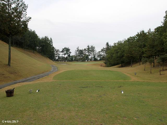 コース 勝沼 ゴルフ