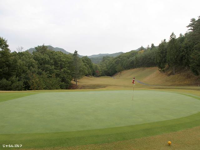 勝沼ゴルフコースの写真1-3