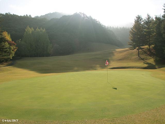 勝沼ゴルフコースの写真2-4