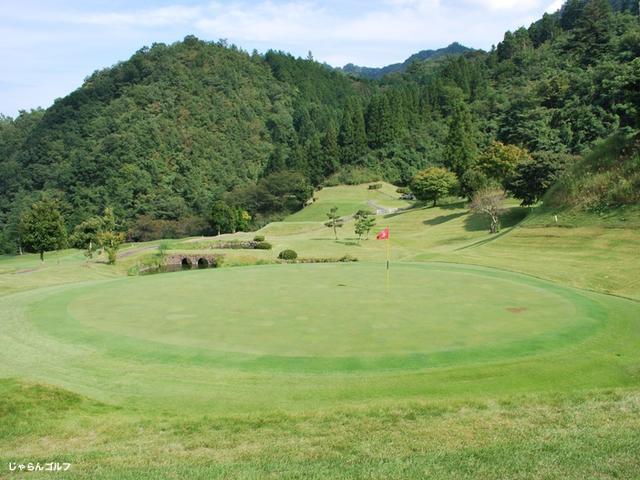 秋山カントリークラブの写真3