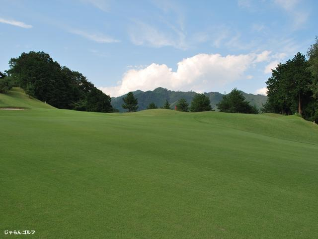 秋山カントリークラブの写真3-3